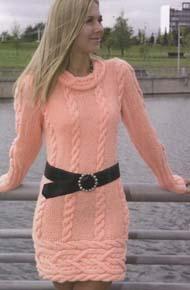 Женские модели вязания. Вязание спицами и на машине