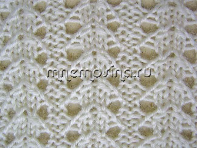 Все узоры и схемы для вязания