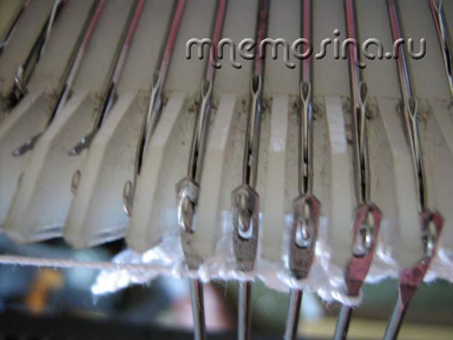 вязание на вязальной машине реглан