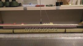 начинаем вязание бросовой нитью